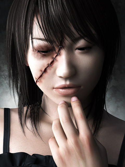 Japanese samurai school girl strapon femdom - 3 4