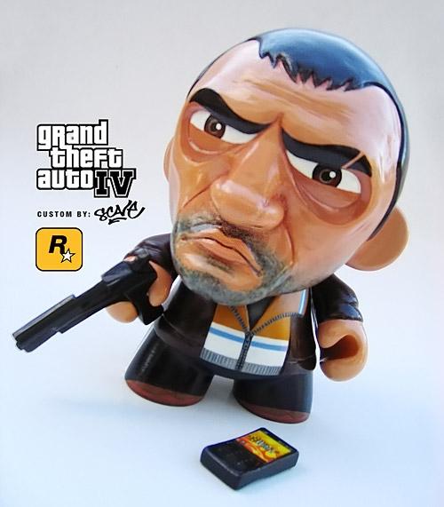 gta 4 niko. nikomunny GTA IV Niko Bellic