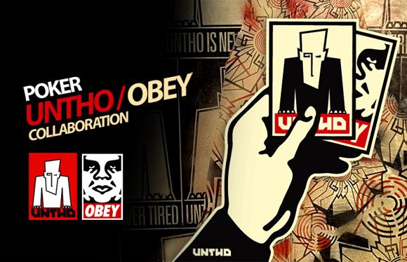 Untho Obey Untho x Obey