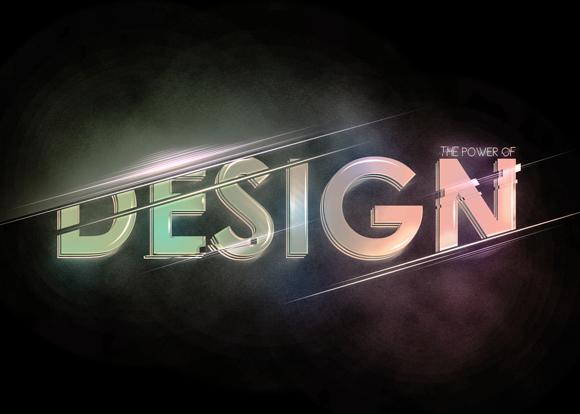 design2 cool typography