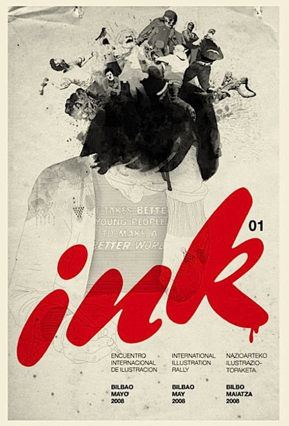 ink01 ink01 Poster