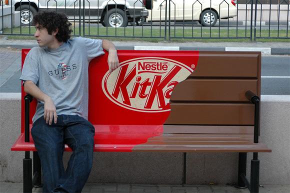 Kitkat estrategias de publicidad para pymes
