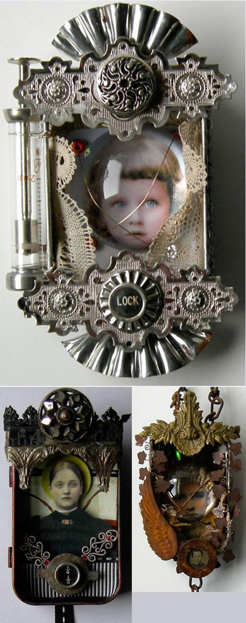 locket The art of Theresa Martin
