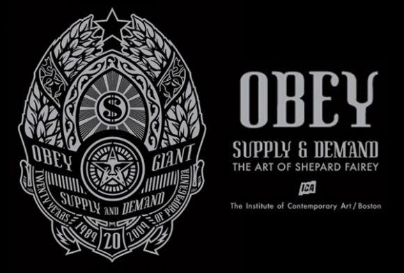 obey OBEY a.k.a SHEPARD FAIREY