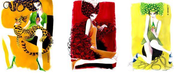 peterwinnett3 Fashion Illustrator : Peter Winnett