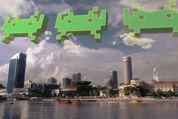 spaceinvaders2 Space Invaders