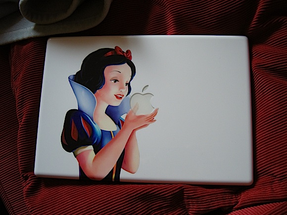ibook disney apple fusion