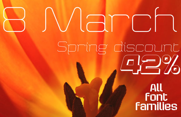 DYT Spring discounts 42%