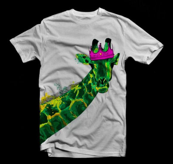Le Queen Giraffe by deree Irmantas Genotas