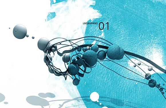 LinesAndSpheres 02 Refreshed