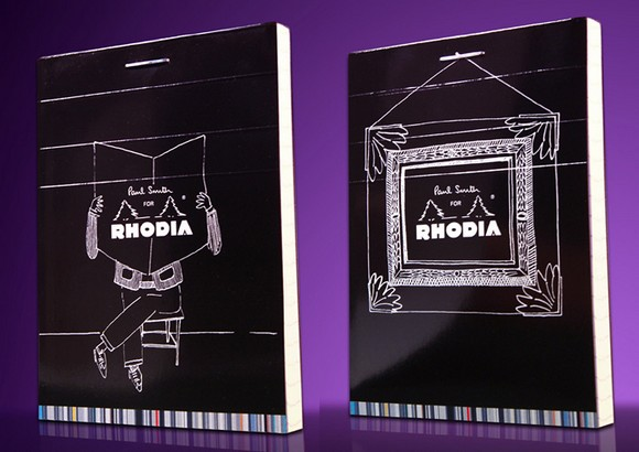 PaulSmith RHODIA Paul Smith x Rhodia