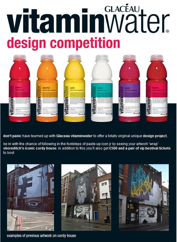 VITAMINFORPOSTING Design Competition