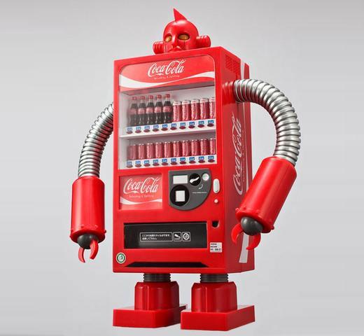 cocacolarobot Coca Cola Robots