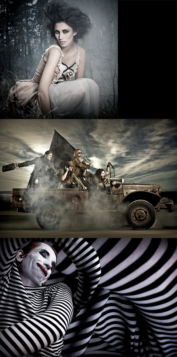 Digital art selected for the Daily Inspiration #182