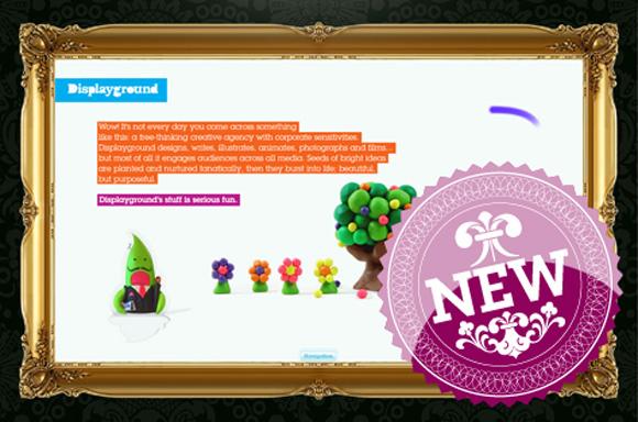 displayground New Displayground Website