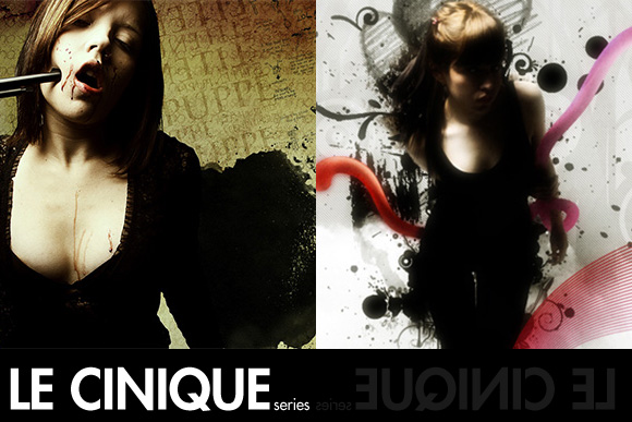 intro Le Cinique Series by Pablo Zarate