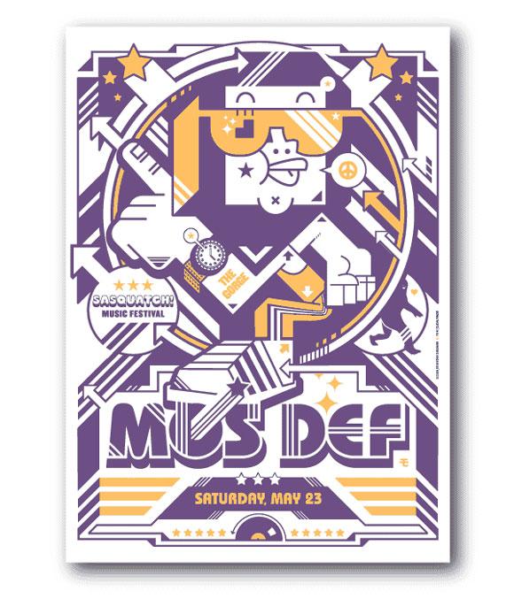 mosdef shop stubbornsideburn.com Mos Def poster, new store item
