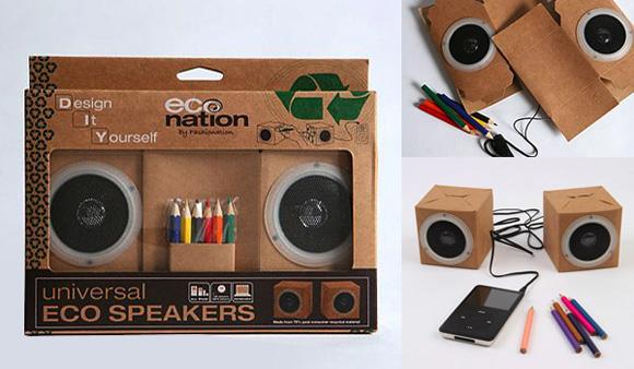 radio ECO Speakers