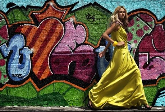 troytcoburn1 Graffiti Girl