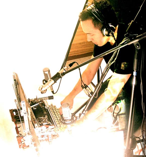 typwriter diego3 Typosonic Machine
