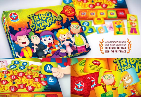01 07 Tribo das Palavras   Brinquedos Estrela