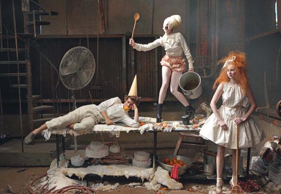 04v1 Hansel and Gretel Remade For Vogue   Dec 09