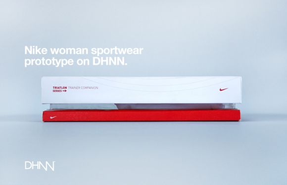 0c Nike triathlon underwear packaging by DHNN