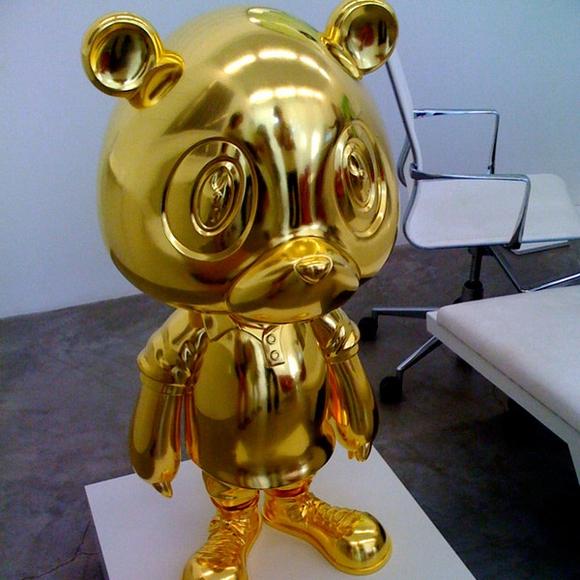 1246556558 Emmanuel Perrotin / Aluminum Bear