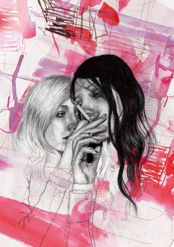 1276301255215234 Beautiful drawings by Roberta Zeta