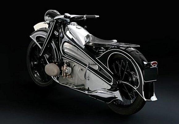 1934BMW R7 dyt2 The 1937 BMW R7 Concept Reborn