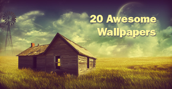 awesome wallpapers. 20 Awesome Wallpapers