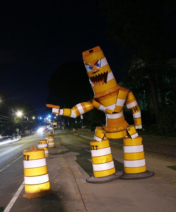3580961950 0748 mons Barrel Monster