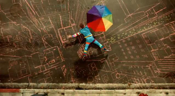 45546 The incredible video from Coldplay   Strawberry Swing