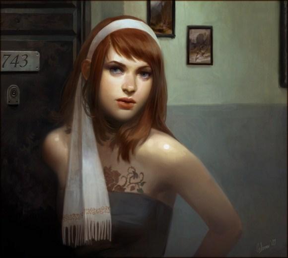 743 Artwork by Jana Schirmer