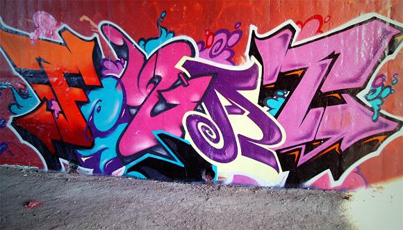 7a68e246908a039d8131a1692587567f Graffiti Artist ScorpionBlaze