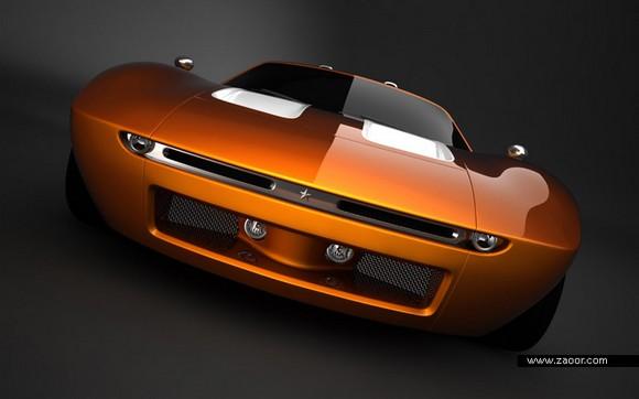 AuroraGT Aurora GT Concept