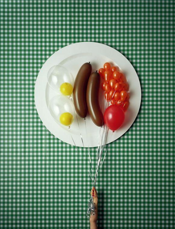 Balloonbreakfast Light Breakfast