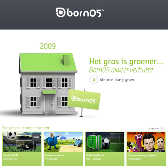 Born05 Born05.nl update