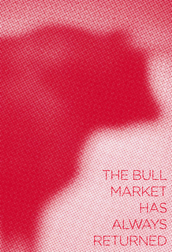 Bulls Poster A poster for a new economy