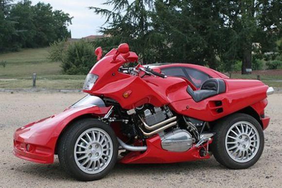 C21 Amazing Sidecar!