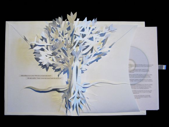 CZLEE6 Paper Craft by Changzhi Lee