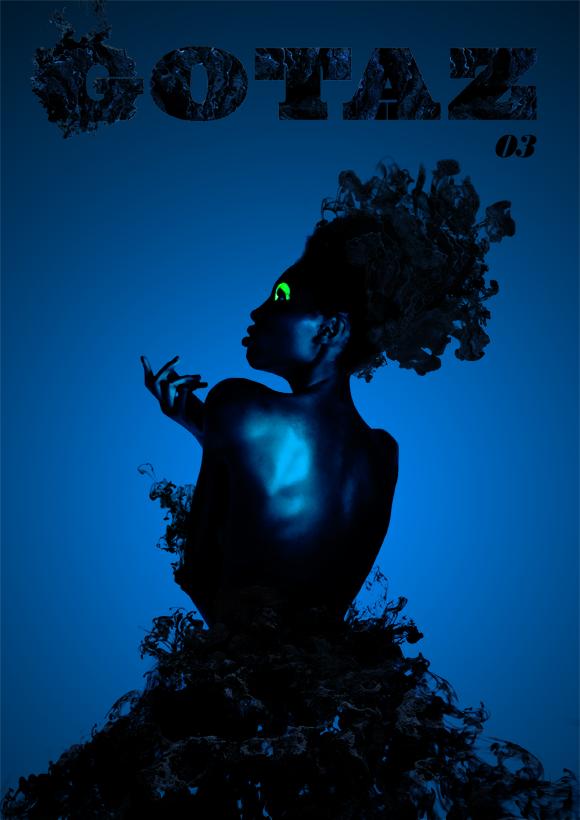 Capa design you trust Gotaz Mag #03