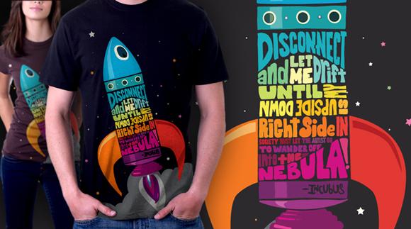 DBH Nebula DYTSHIRT Nebula!