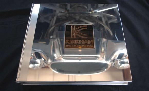 LarryWilsonxkirkhammotorsportsbook01 Larry Ellison x Kirkham Motorsports