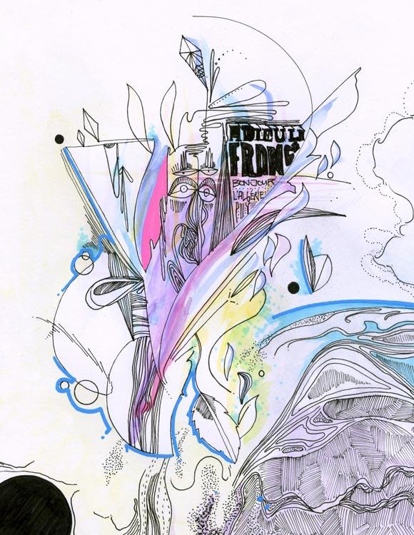 PANACROMA ignacio veiga 01 02 New Illustrations!