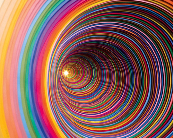 PieceofaninfinitewholeROLL Stunning Paper Art