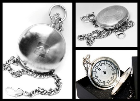 Quiksilver Pocket Watch 2 Quiksilver Pocket Watch by Byron Jeffrey