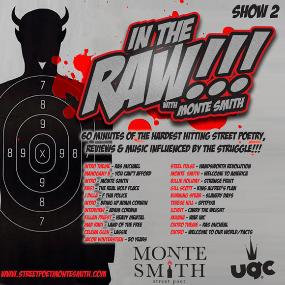 RAW2BACK In The RAW!!! with Monte Smith Vol. 2