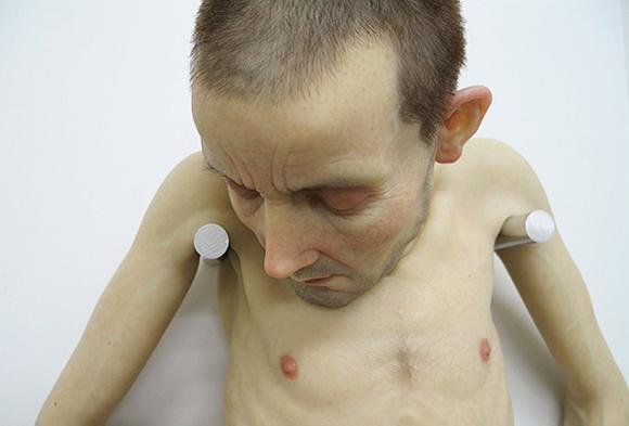 SamJinks1 Interview with Hyper Realist sculptor Sam Jinks at Australian Edge