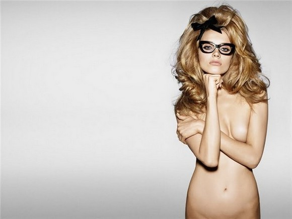 Nuvertising - New Tom Ford Eyewear Fall/Winter 2009-2010 campaign featuring ...